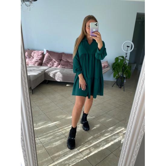 Zaļa kleita