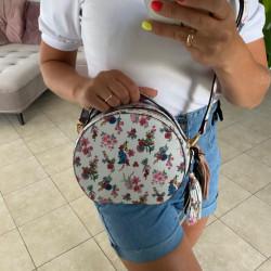 Puķaina ziedu somiņa, izmērs 18*18