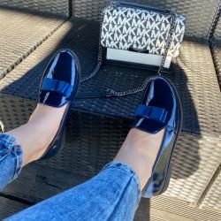Tumši zilas Lakotas kurpes