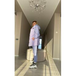 Violets komplekts 3in1, bikses, jaka, veste